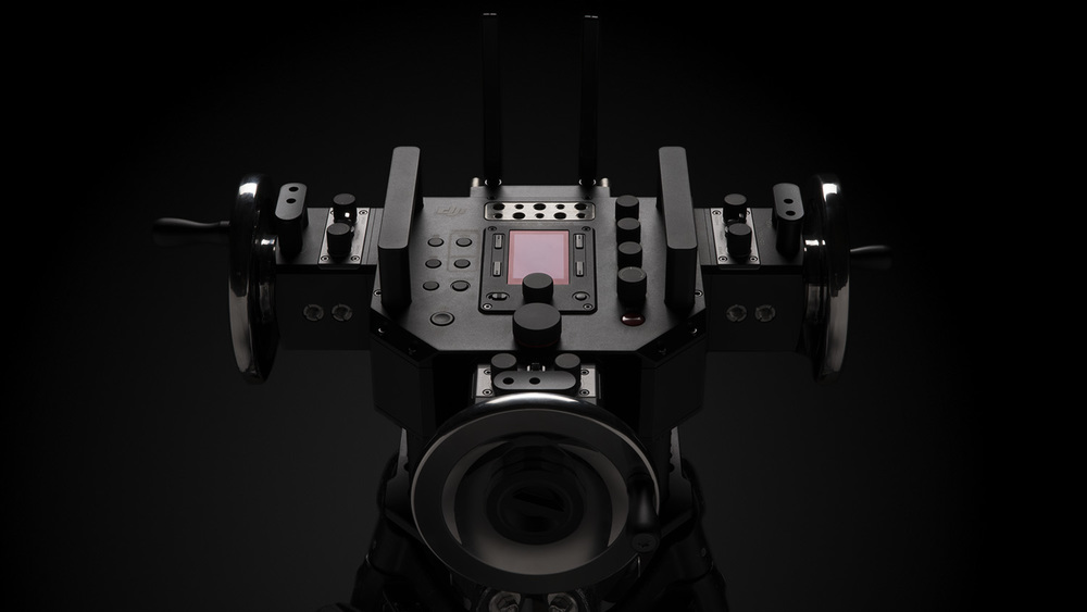 Dji master wheels 1 1500 wide
