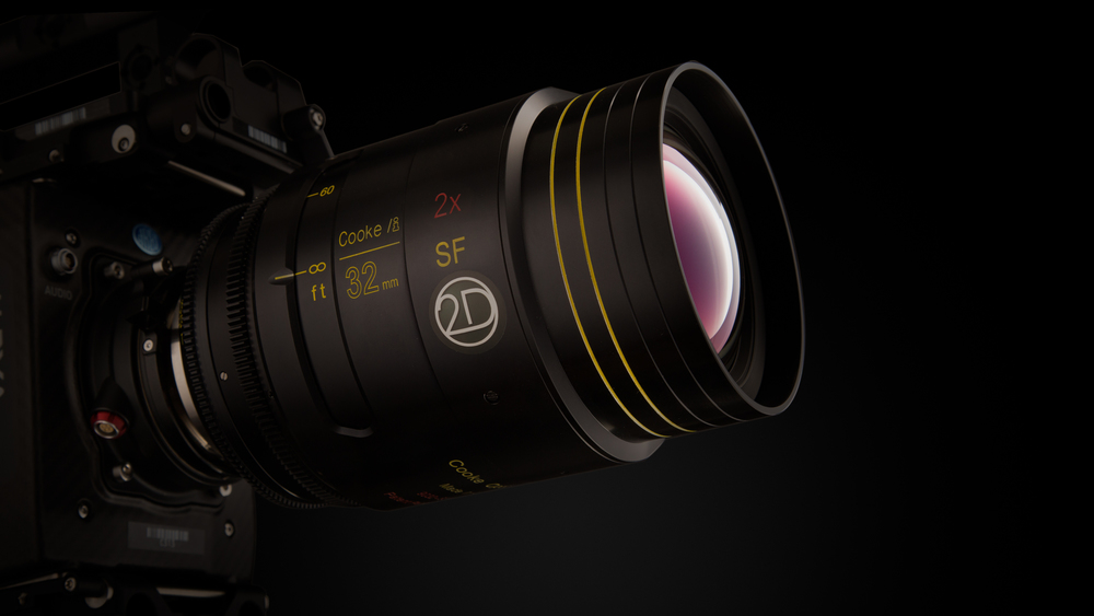 Cooke sf anamorphic 32mm