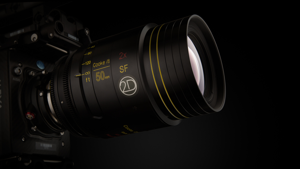 Cooke sf anamorphic 50mm