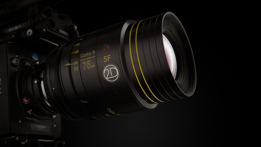 Cooke sf anamorphic 75mm