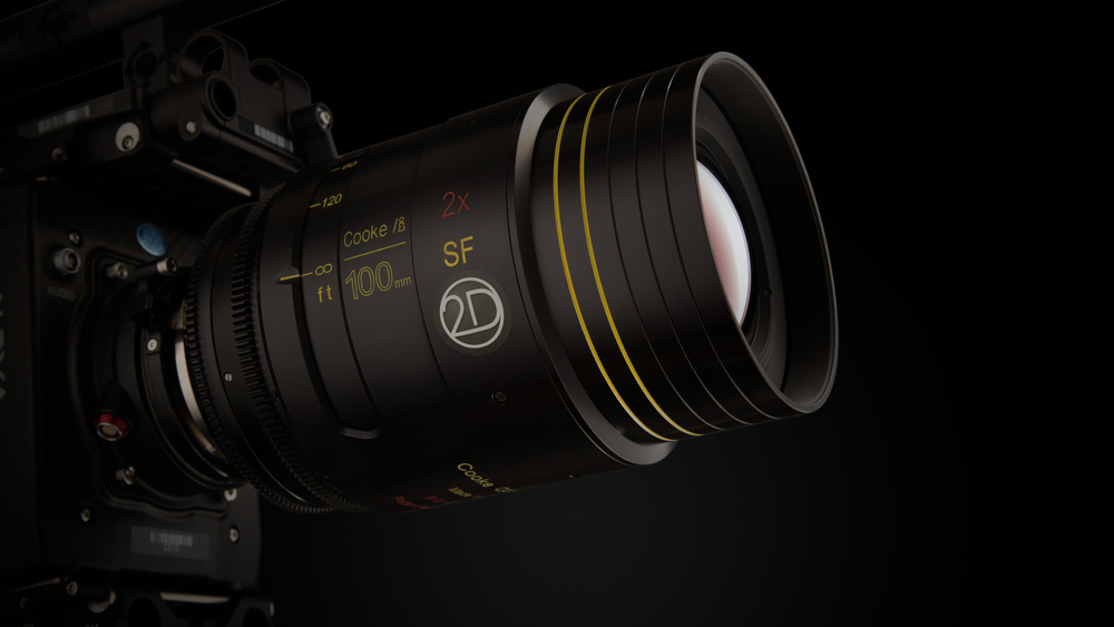 Cooke sf anamorphic 100mm