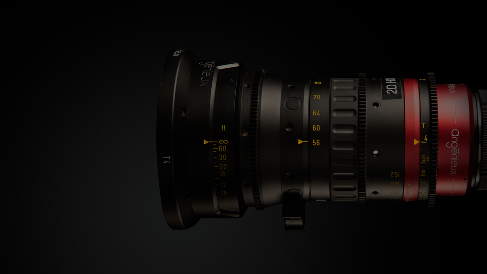 Angenieux optimo 56 152mm t4 anamorphic s2 zoom lens 3