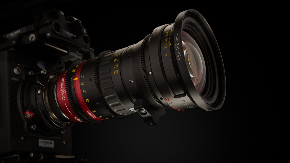 Angenieux optimo 56 152mm t4 anamorphic s2 zoom lens