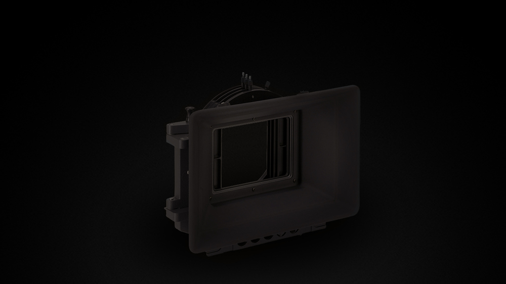 Arri mb 18 4 x5.65  studio matte box copy