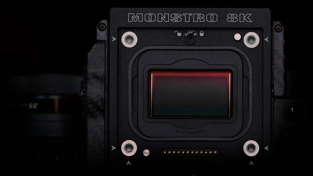 Monstro 8k vv official introduction shot on red