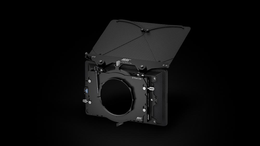 Arri lmb 4x5 clip on matte box