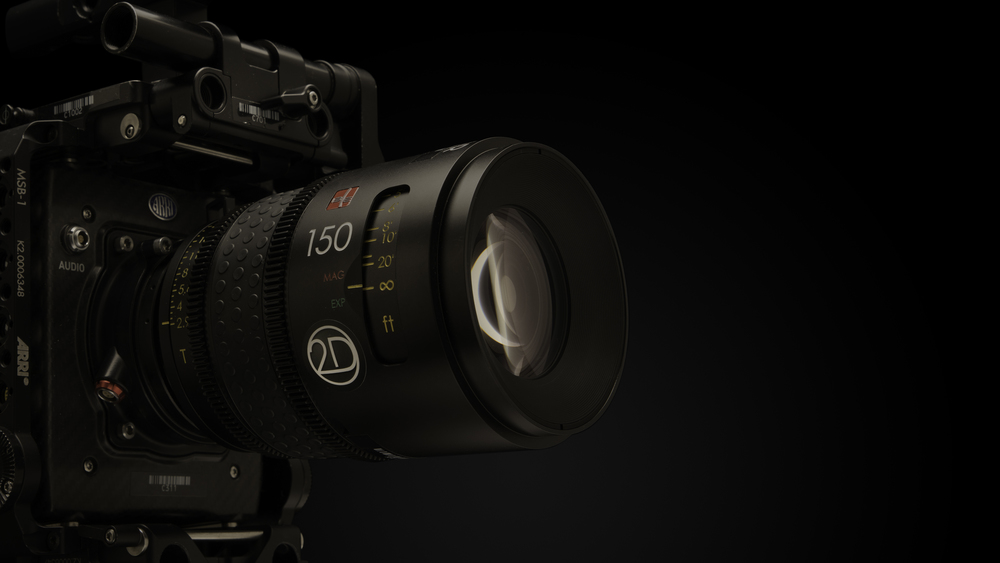 Ibe optics raptor 150mm
